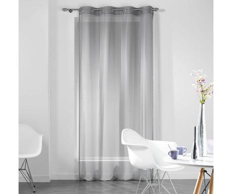 Zasłona Dandy Grey 140x240 cm
