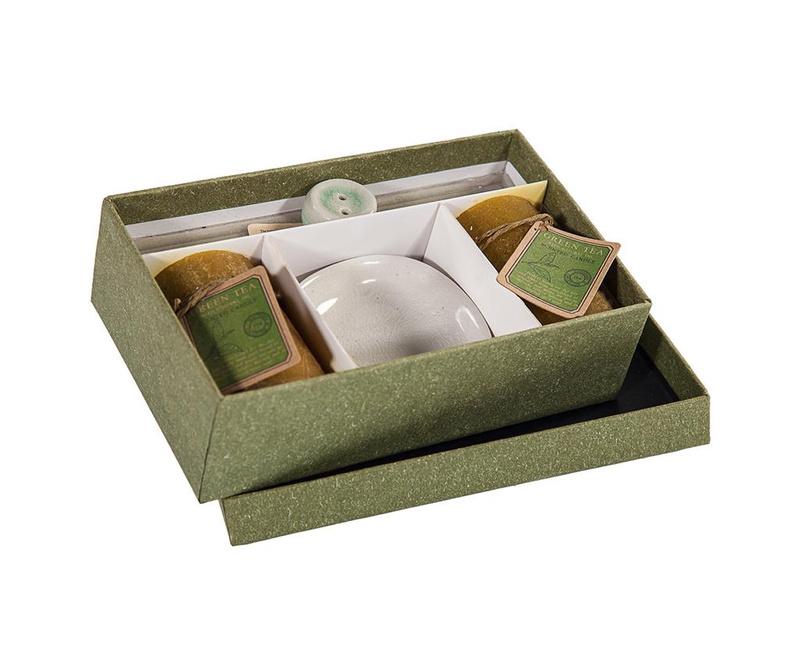 Set za aromaterapijo Scented Green Tea