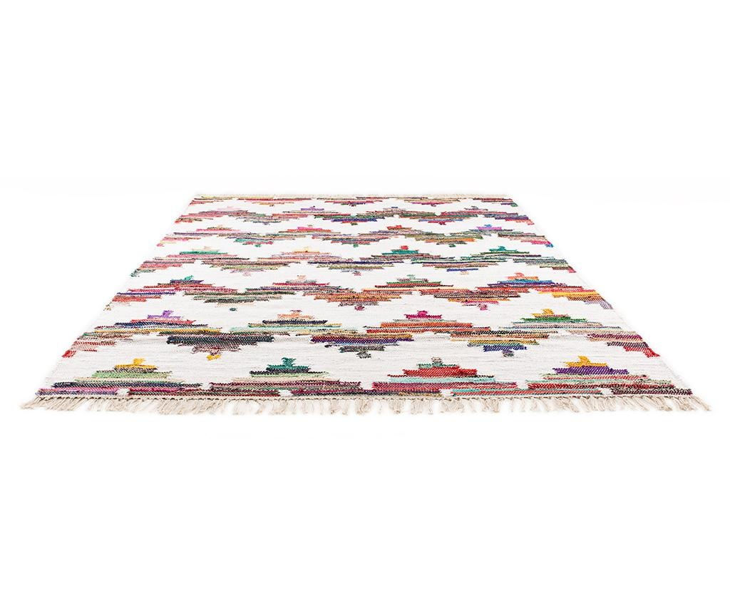 Koberec Boho Chindi Kilim Spiral 120x180 cm