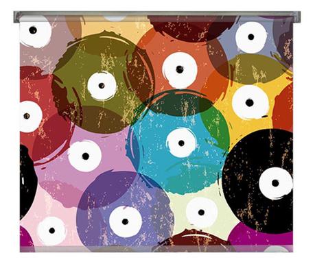 Rolo zavesa Vintage Disk 120x150 cm