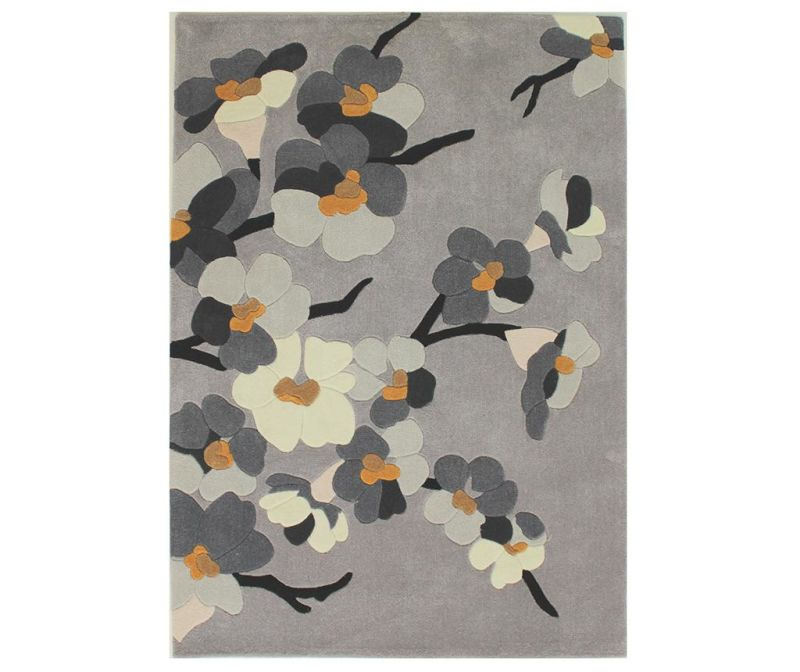 Tepih Blosson Grey 120x170 cm