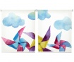 Set 2 rolo zaves Windmill 100x200 cm
