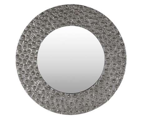 Zrcadlo Tondo Silver