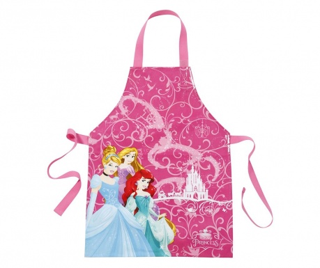Detská kuchynská zástera Disney Princess