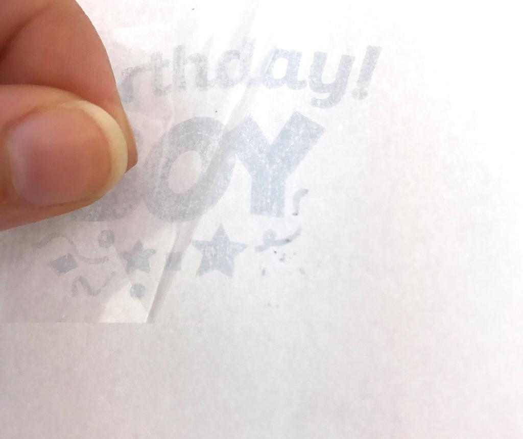 Set 5 tatujev z bleščicami Birthday Boy