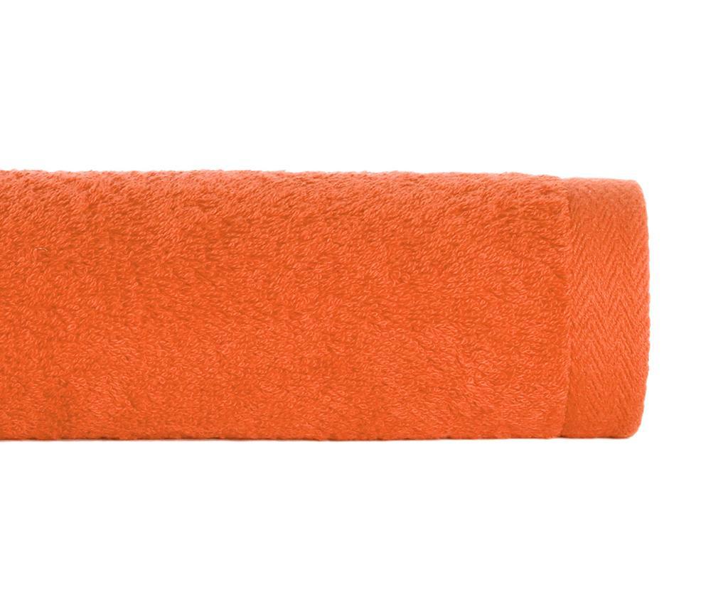 Prosop de baie Alfa Orange 50x100 cm
