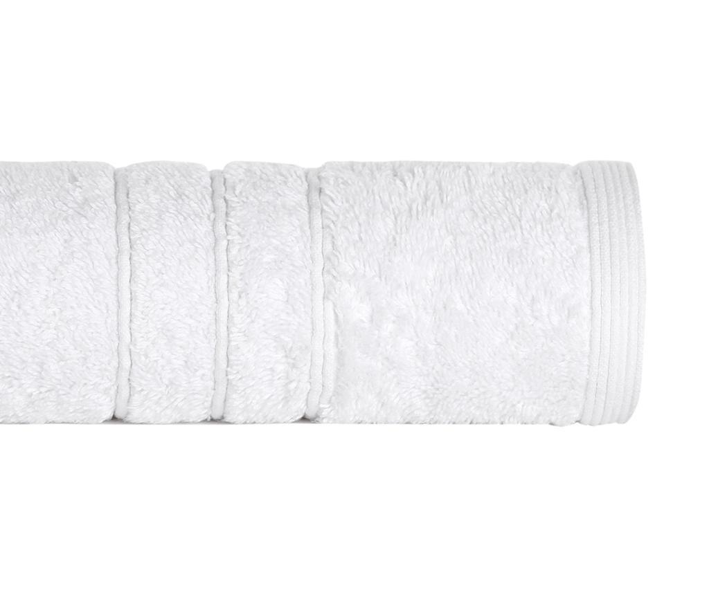 Kopalniška brisača Omega White 50x100 cm