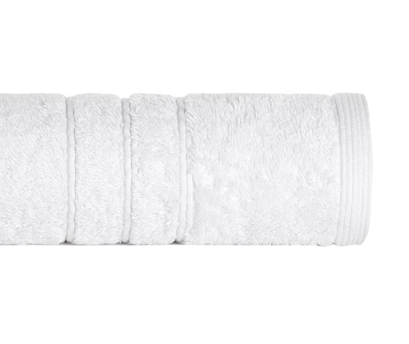 Prosop de baie Omega White 30x50 cm