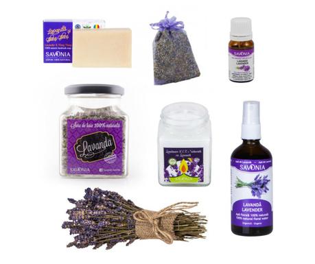 7-delni set za aromaterapijo Lavender