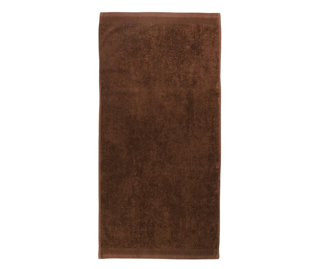 Prosop de baie Delta Chocolate 70x140 cm
