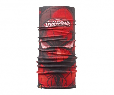 Fular circular copii Buff Superman Red 23x69 cm