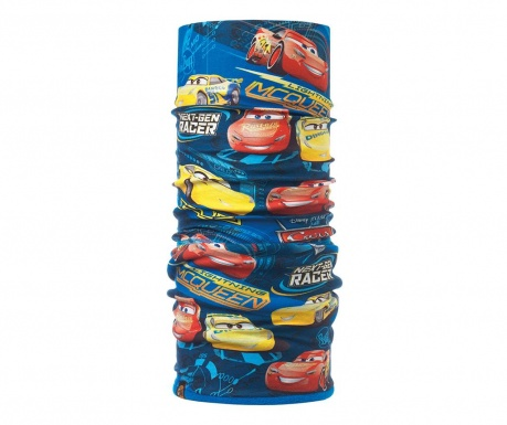 Fular circular copii Buff Cars Next Racer 24x75 cm