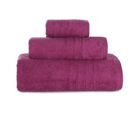 Set 3 kopalniških brisač Omega Fuchsia