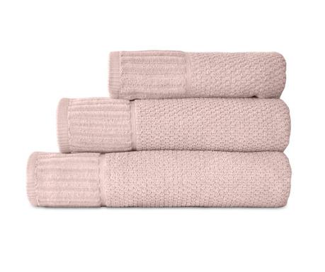 Sada 3 uterákov Suprem Pink