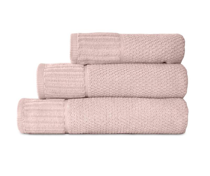 Suprem Pink 3 db Fürdőszobai törölköző