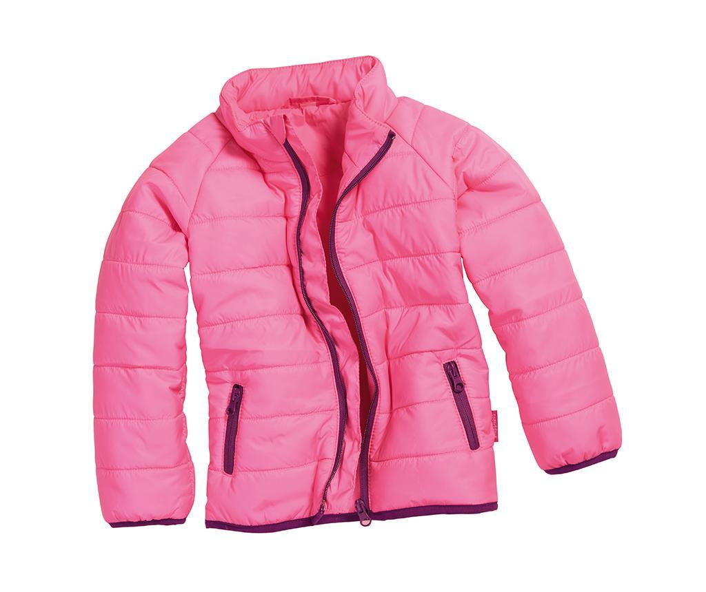 Jacheta copii Quince Pink 12-18 luni