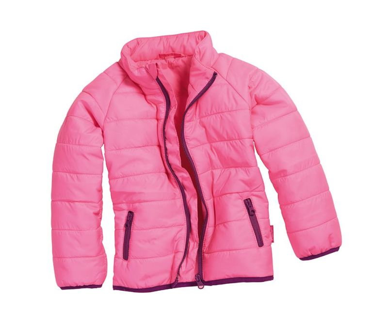 Jacheta copii Quince Pink 7 ani