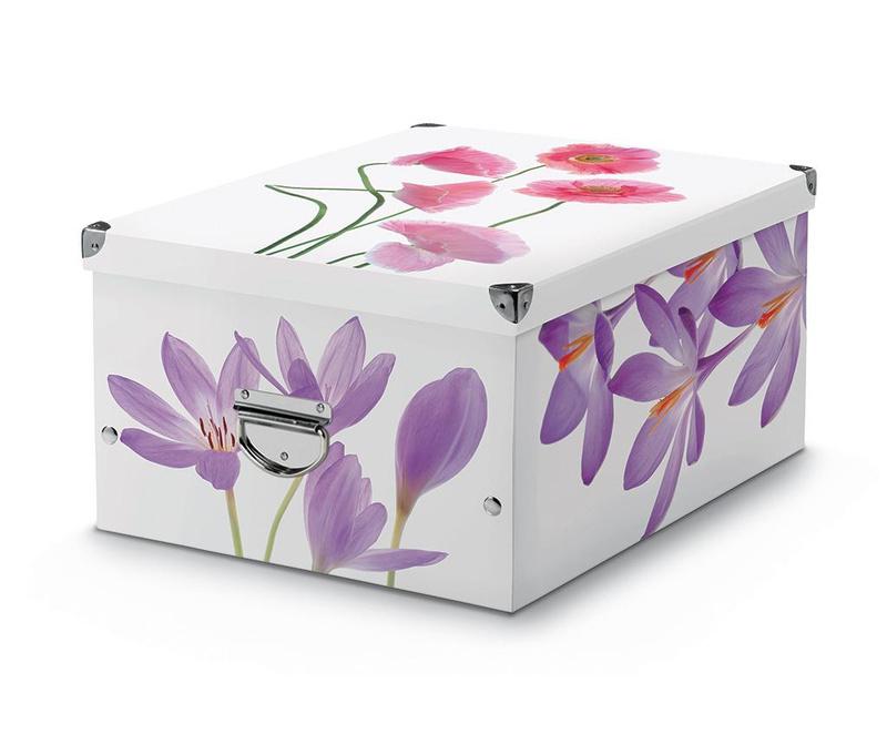 Úložná krabice s víkem Lizarden