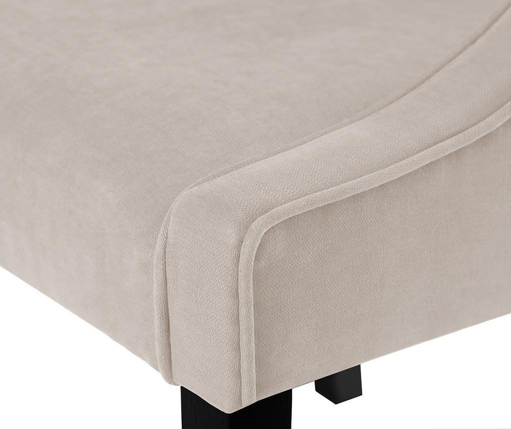 Set 4 scaune Guy Laroche Home Creativity Cream