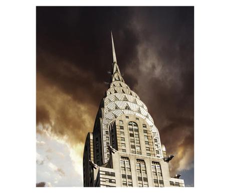 Obraz Chrysler Building 50x50 cm