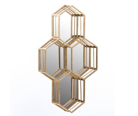 Hive Dekoráció tükörrel