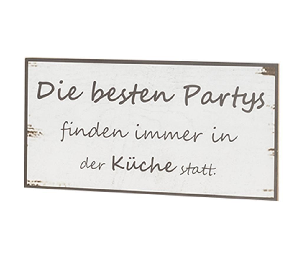Stenska dekoracija Party
