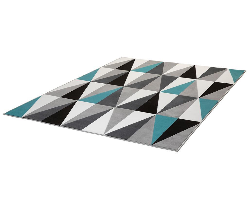 Norik Blue Grey Szőnyeg 160x230 cm