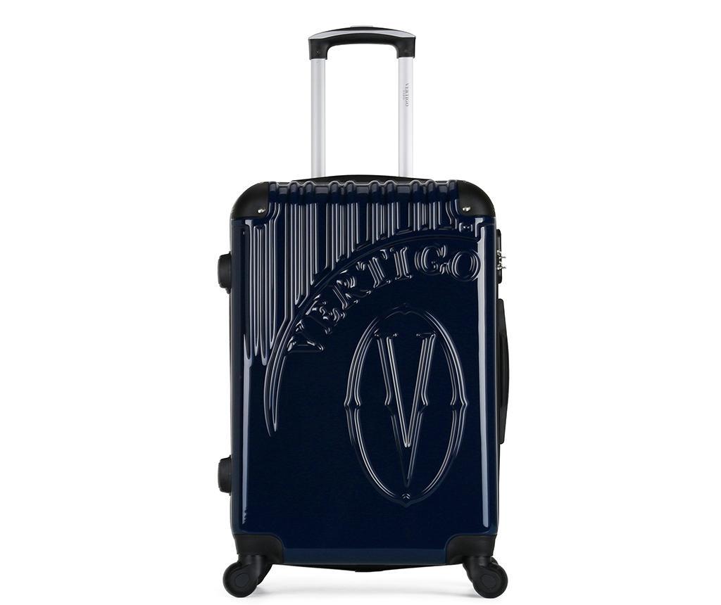 Osaka Navy 3 db Gurulós bőrönd
