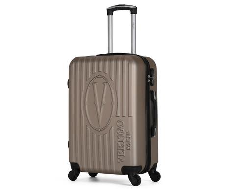 Bogota Gold Gurulós bőrönd 60 L