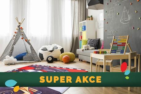 SUPER AKCE: Dětský svět