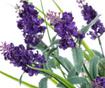 Planta artificiala in ghiveci Lavander High Purple