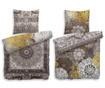 Set de pat Reverse Single Satin Extra Square Oran Multicolor
