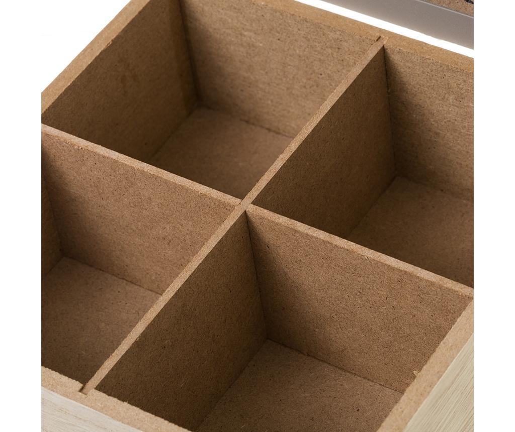 Krabica s vekom Pamar Grey