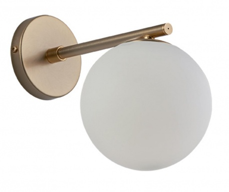 Zidna svjetiljka Globe Straight