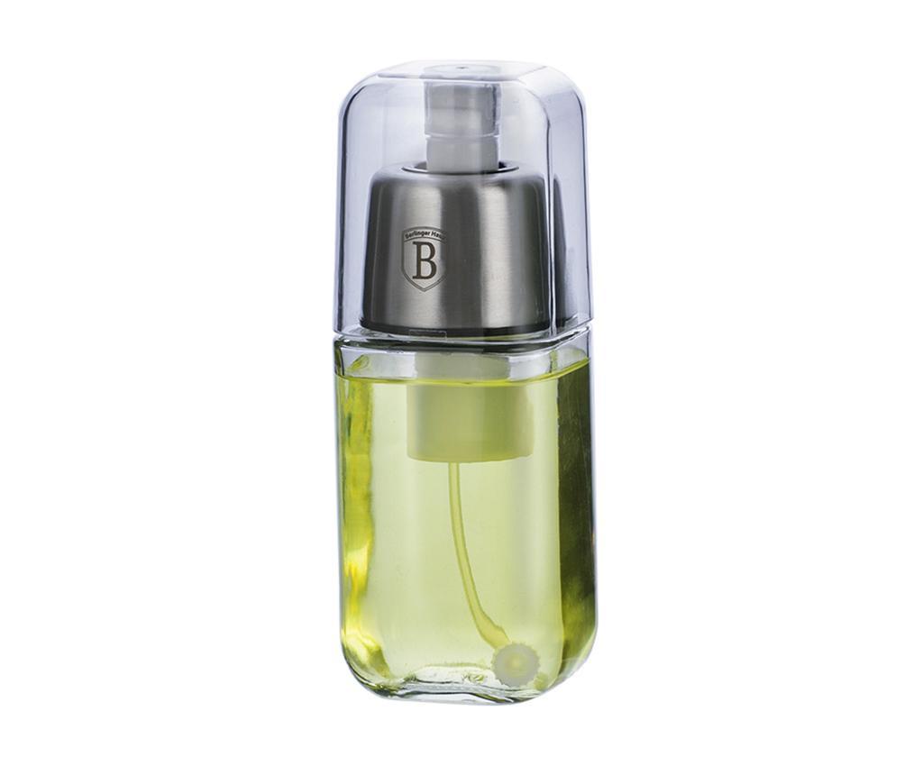 Razpršilo za olje ali kis Black Silver 180 ml