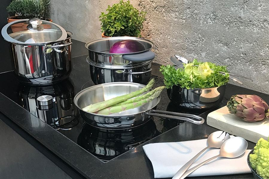 Кухня Inoxriv