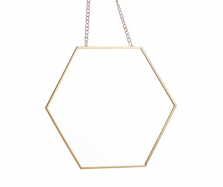 Zrcadlo Hexagonal
