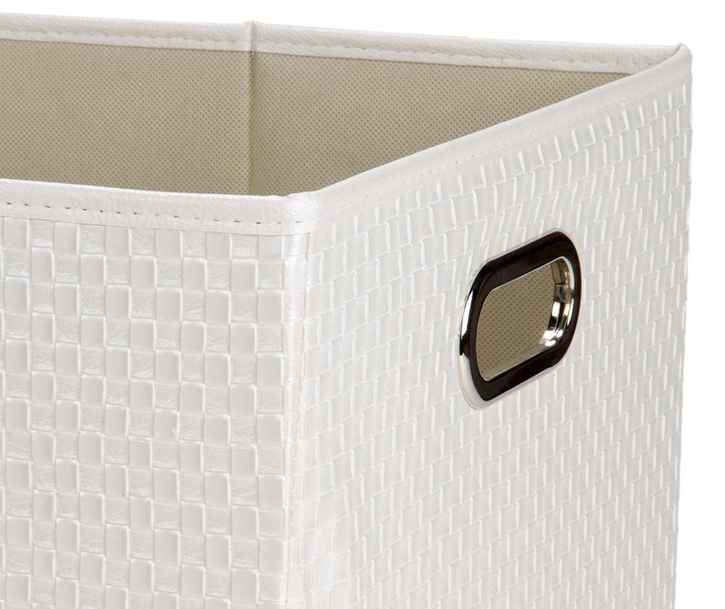 Cutie pentru depozitare Ivon White M