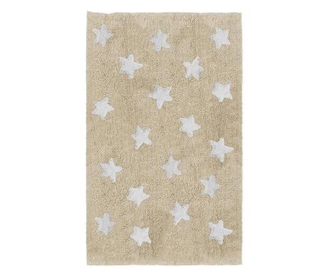 Covor Full Stars Beige 120x160 cm