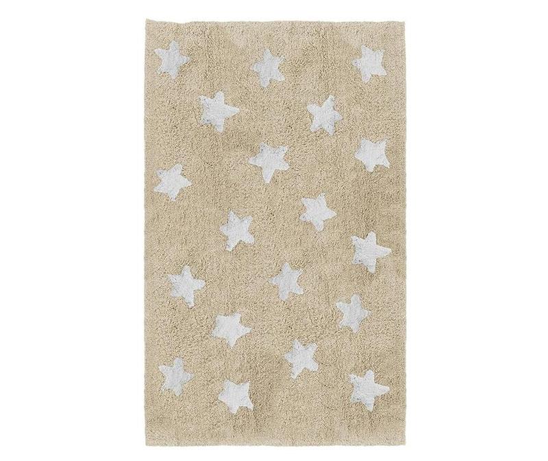 Preproga Full Stars Beige 120x160 cm