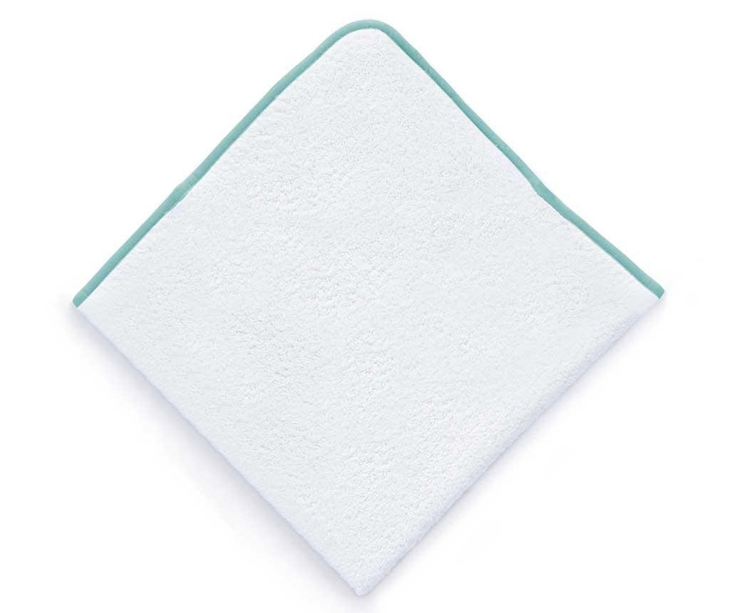 Ručnik za kupanje s kapuljačom Happy Hipo 75x75 cm
