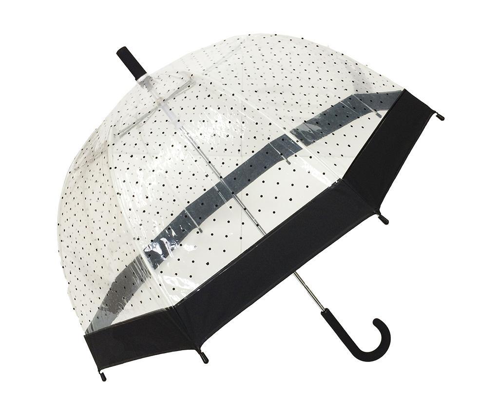 Umbrela copii Black Dots