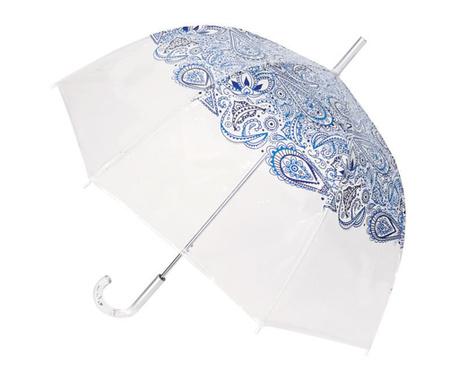Deštník Paisley Blue