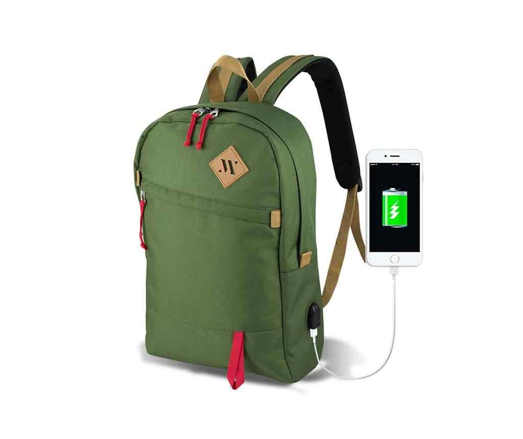 Nahrbtnik USB Abily Green