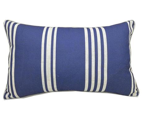 Okrasna blazina Stripe Blue 30x50 cm
