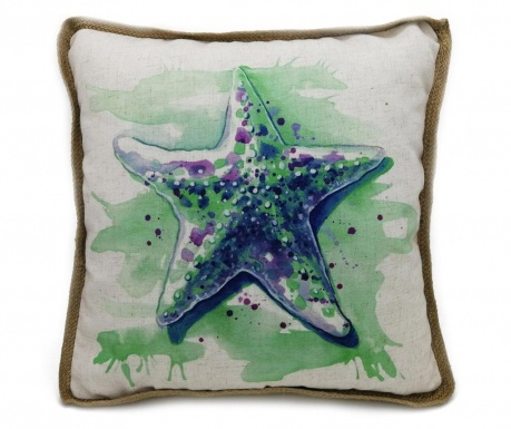 Perna decorativa Starfish 45x45 cm
