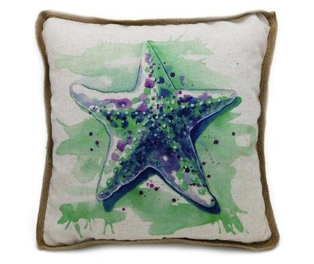 Διακοσμητικό μαξιλάρι Starfish 45x45 cm
