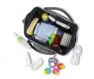 Torba za plenice ter za ostali pribor za dojenčka USB Barry Pink