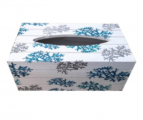 Škatla za robčke Flake