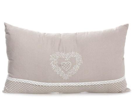 Διακοσμητικό μαξιλάρι Elza Long 30x50 cm